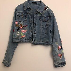 Mechant Jackets & Coats - Mechant Jean Jacket Size L